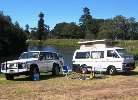 Looking To Hire a Campervan in Brisbane? Read this first.