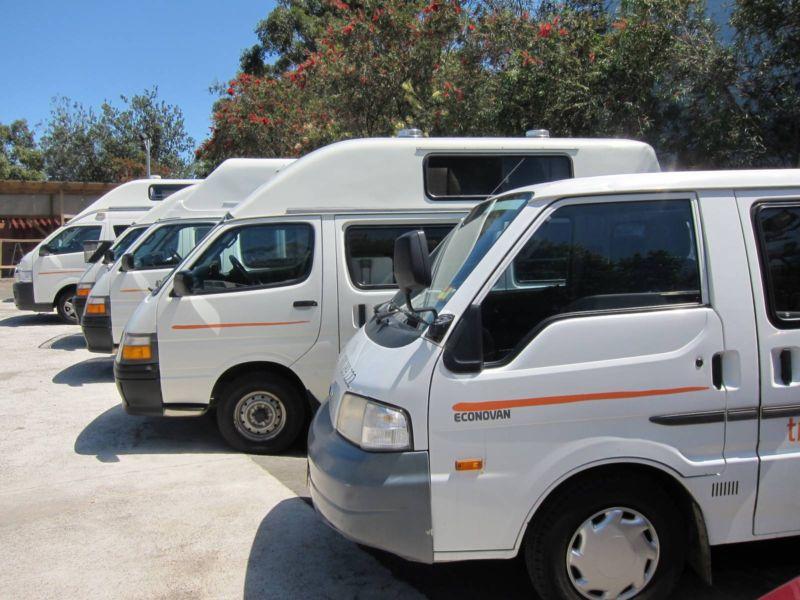 sydney campervan hire